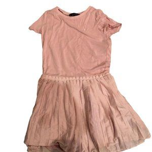 Polo Ralph Lauren Size 6 Girls Dress Casual Pink